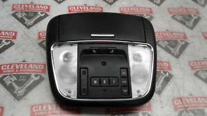 2015 2018 Dodge Charger Oem Black Overhead Roof Console W Sunroof W Homelink