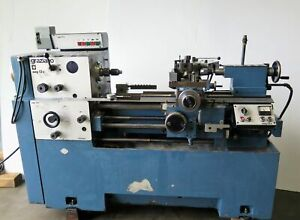 Graziano Sag 12s Tool Room Lathe 13 Swing X 32 Center Copy Attachment Tooling