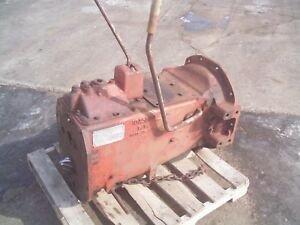 Minneapolis Moline 4 Star 445 Jet Star Farm Tractor Transmission