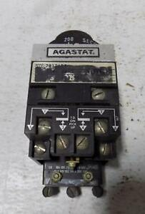 Agastat Time Delay Relay 7012aet