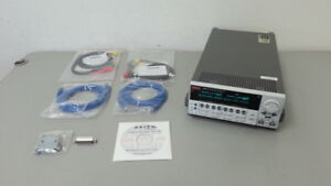 Keithley 2636b Sourcemeter 200v 0 1fa 100nv 2 Ch 10a Pulse