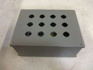 Hoffman E 12pby25 Enclosure new No Box