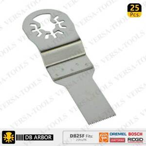 Versa Tool Db25f 20mm Stainless Steel Saw Blade Compatible With Fein Multimaster