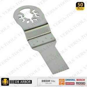 Versa Tool Db50f 20mm Stainless Steel Saw Blade Compatible With Fein Multimaster