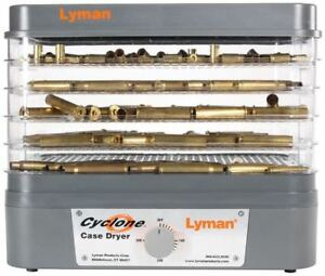 Lyman Cyclone 115V Case Dryer Reloading Press and Press Accessories: 7631560