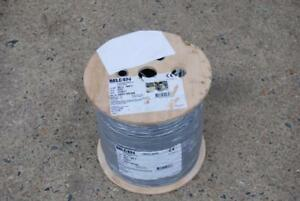 Belden 5302fe 0081000 Multi Conductor Wire 18awg 4cond Commercial App 1000ft