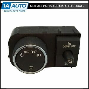 Headlight Lamp Switch Assembly For Chevrolet Gmc Pickup Truck Suv New