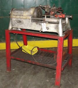 Ridgid Pipe Threading Machine Model 535 used