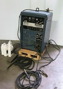 Lincoln Arc Welder Idealarc Model Tig 300 300