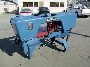 Dake Johnson Horizontal Metal Band Saw Model Jh10 Made In Usa 10