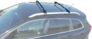 Brightlines Cross Bars Crossbars Aero Roof Racks For 2014 2019 Jeep Cherokee