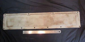 1953 1955 Corvette 6 Cylinder C1 235 Side Cover 1954 6cy Engine L6
