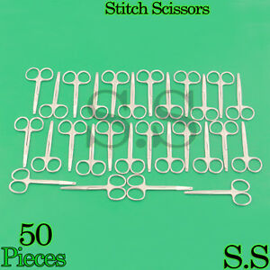 50 Spencer Stitch Suture Scissors 3 5 Surgical Veterinary