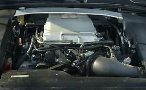 2012 Cadillac Cts V Lsa Supercharged Engine W Tr6060 Trans 57k Miles C0143063