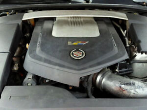 2009 Cadillac Cts V Lsa Supercharged Engine W 6l90 Trans 154k Miles 90159058
