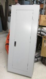 Ge Panelboard 225a 208 120 Cat Aqf3422mbx 3 Phase Whs 317