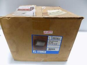 Stonco 100 Watt Metal Halide Wall Prism W lamp Wpm101mal 6 Nib