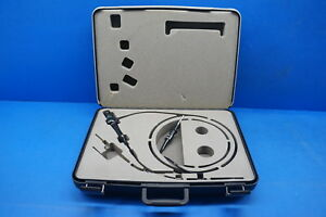 Olympus Cyf 3 Fiber Cystoscope With Case