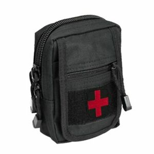 Ncstar Compact Trauma Kit 1 Black C1rtk1b a Medical Bag