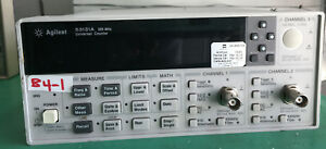 Hp agilent 53131a Universal Frequency Counter W 010