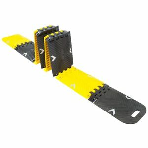 10 Ft Portable Folding Traffic Control Speed Bump With Carry Handles Dh psb 1