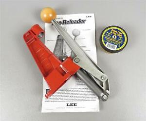 LEE RELOADER PRESS Single Stage Rifle or Pistol Reloading