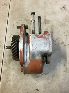 International Farmall Super M 400 450 Mta Live Hydraulic Pump
