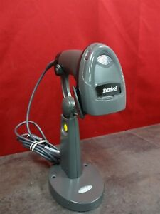 Symbol Ds4308 Sr0007zzww Barcode Scanner W Usb Cable And Cradle Stand