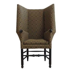 Town Country Furniture Co Hood Throne Fireside Lounge Chair