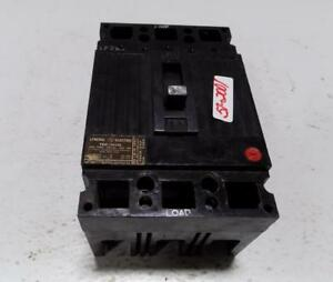 General Electric 125amp 3 Pole Circuit Breaker Ted134125