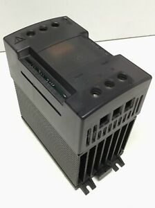 Watlow Dc10 12l0 0000 Din a mite Solid State 55a Power Controller 120vac 4 20ma