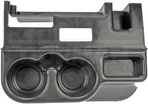 Cup Holder Fits 99 01 Dodge Ram 3500 Ram 2500 41019 Ss281azaa Dorman Help