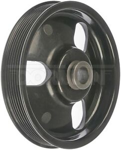 Power Steering Pump Pulley Fits 91 95 Plymouth Voyager Sundance 300 100