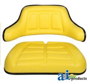 John Deere Rail Style Seat Wrap Around Backrest Fits Many Models