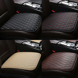 Us Car Front Seat Cover Breathable Pad Full Surround Mat Auto Chair Cushion Pvc