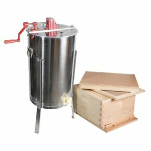 Goodland Bee Supply Gl e2 1bk Beekeeping Single Deep Beehive Kit