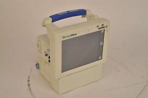 Welch Allen Propaq Cs 242 Patient Monitor W Leads Ecg
