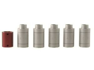 NEW Hornady Lock-N-Load Headspace Gage 5 Bushing Set with Comparator HK-66