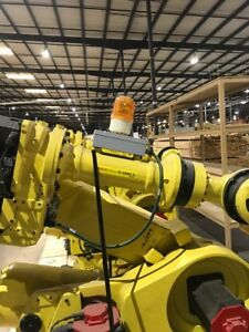 Fanuc R2000ia 200f Completely Refurbished We Review All Offers