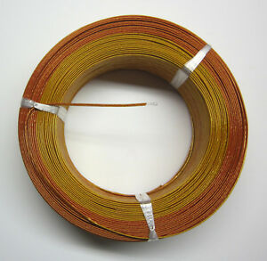 Stranded K type Thermocouple Wire Awg 24 With Kapton Insulation Extension 1 Yard