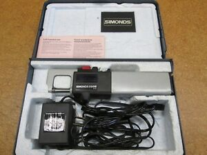 Simonds 2000 Electronic Micrometer used