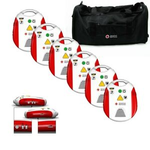 American Red Cross Aed Trainer pack Of 6
