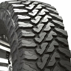 4 New 37 12 50 17 Yokohama Geolandar Mt G003 12 50r R17 Tires 36143