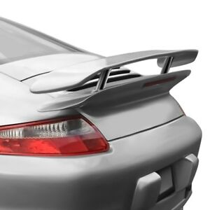For Porsche 911 01 05 D2s Factory Style Carbon Fiber Rear Top Wing Blade