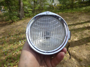 Antique Vintage Nash Cowl Light 4 3 8