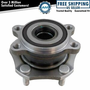 Front Wheel Bearing Hub Assembly Lh Or Rh For Nissan Rogue Suv Truck New