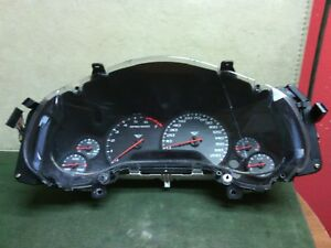 1997 2004 Chevrolet Corvette Speedometer Cluster Parts Only Used Oem 10408309
