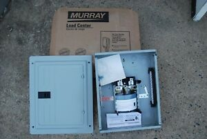 Murray Lc1224l1125 Indoor Main Lug Load Center Breaker Box 125amp 24 circuits