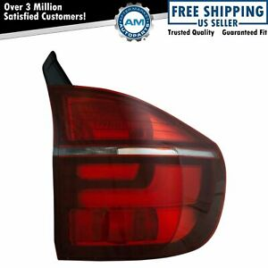 Rear Outer Tail Light Lamp Assembly Passenger Side Rh For Bmw X5 Suv Truck New