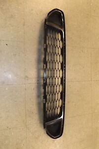 2011 2012 Ford Fusion Lower Front Grille W Chrome Ends Oem Lkq